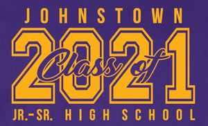 Johnstown JR SR High Class of 2021 Spirit Shop