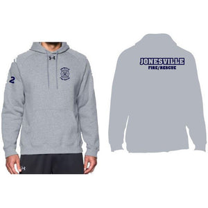 UA Team Rival Fleece Hoody
