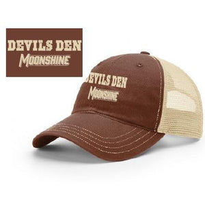 STCGE- Devils Den Washed Trucker Hat