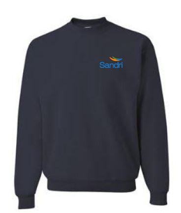 SAND- Uniform Crewneck Sweatshirt