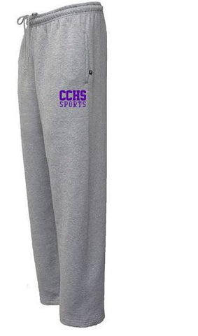 CCAth- Open Bottom Sweatpants