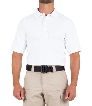 STATIONWS- Men's Performance Polo Short Sleeve