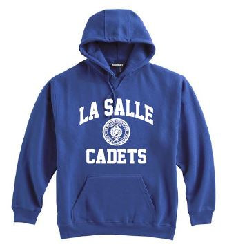 LSIcadets- Heavy Hooded Sweatshirt