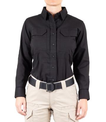STATIONWS- Women's V2 Tactical Long Sleeve Shirt