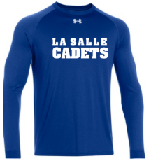 LSIcadets- Under Armour Longsleeve Performance Tee