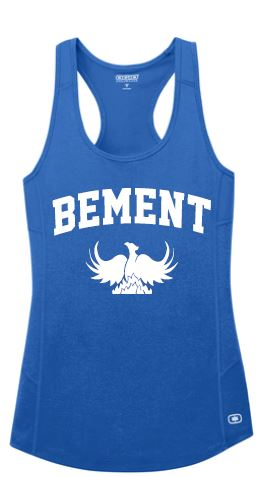 BEMENT- Ladies Racerback Tank