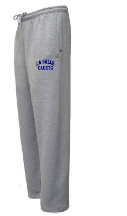 LSIcadets- Open Bottom Sweatpants