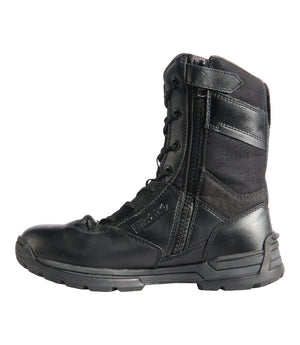 STATIONWS- Women's Safety Toe Side Zip Duty Boot