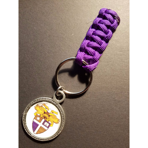 CBASoccer- NEW! Paracord CBA Key Ring