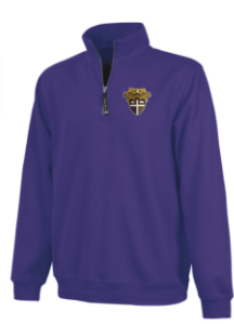 CBA20Holiday- 1/4 Zip Pullover Sweatshirt