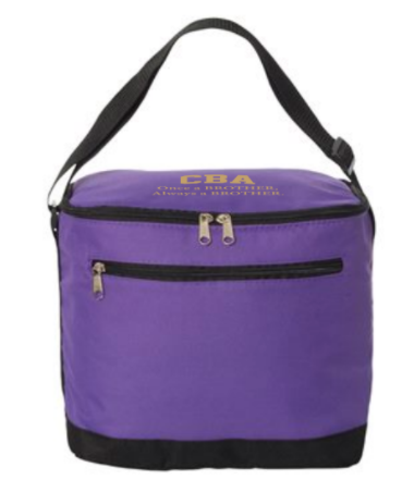 CBA20Holiday- Brothers' Cooler/Lunch Tote