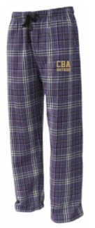 CBA20Holiday- Flannel Pants