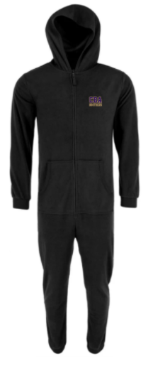 CBA20Holiday- Polar Fleece Union Suit