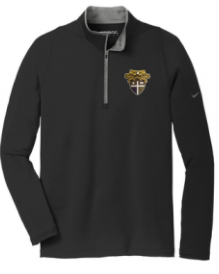 CBA20Holiday- Adult & Ladies Nike Quarter Zip