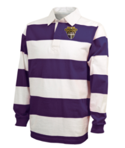 CBA20Holiday- Traditional Striped Rugby