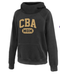 CBA20Holiday- Mom Scuba Neck Hoodie