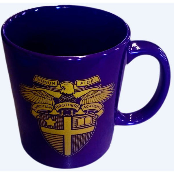 CBA20Holiday- CBA Crest Mug