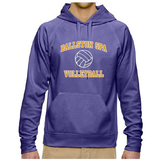 Purple/Gold & Purple Hoodie