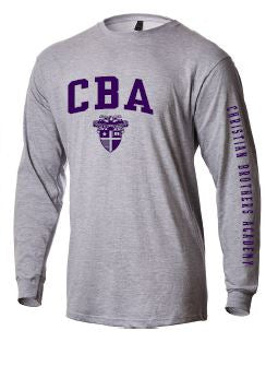CBA- CBA Long Sleeve Shirt