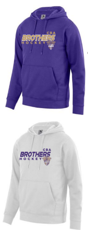 CBAh- BROTHERS Fleece Hoodie, Adult & Youth
