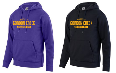 GSTF- Traditional Hoodie, Choice of logo