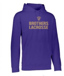cbal- Performance Lacrosse Hoodie, Adult & Youth