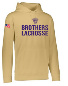 cbal- Performance Lacrosse Hoodie, Choice of color