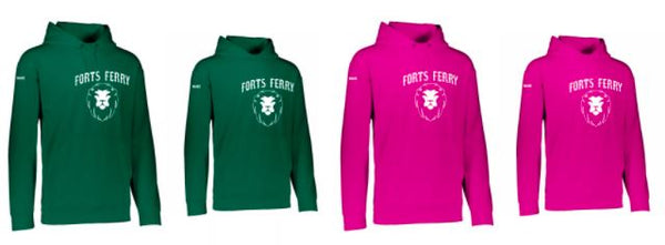 FtFE- Performance Hoodie, Youth & Adult, PERSONALIZE!