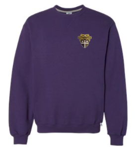 CBA- Russell DRI-POWER® fleece crew sweatshirt