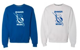 SHMS- Russell DRI-POWER® fleece crew sweatshirt, Choice of color