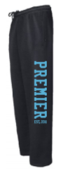 PCAthletics- Open bottom Sweatpants
