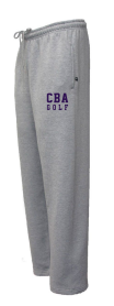 CBAgo- Open Bottom Sweatpants