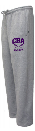 cbal- Warm Up Training Sweatpants, Adult & Youth