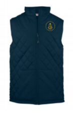 AHN- Quilted Vest, Adult, Ladies & Youth