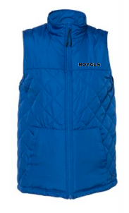 GDSTF- Quilted Vest