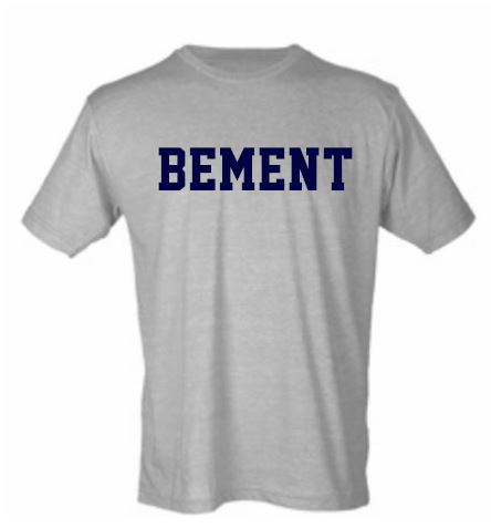 BE- Bement Tshirt