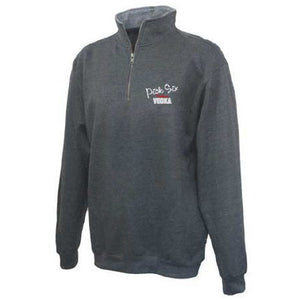 STCGE- Men's Pick Six Quarter Zip Sweatshirt