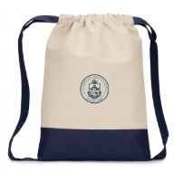AHN- Cape Cod Drawstring Backpack