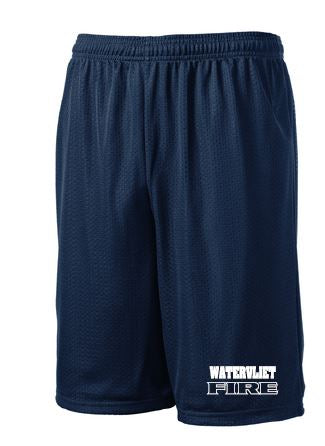WFD- Mesh Pocketed Shorts