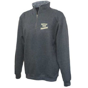 STCGE- Men's Devils Den Quarter Zip Sweatshirt