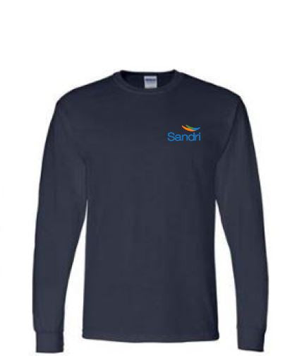 SAND- Uniform Long Sleeve Tshirt