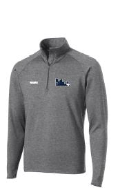aent- Adult & Ladies Lightweight Quarter Zip