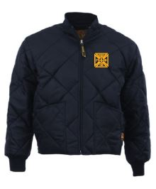 APFire- Quilted Jacket (no back print)