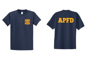 APFire- Cotton Short Sleeve T-Shirt
