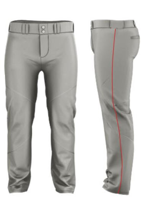 btb- Baseball Pant, White or Grey
