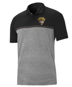 CBA- Men's Nike Tiger Woods Vapor Stripe Polo Limited Edition