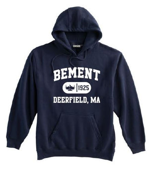BE- Heavy Hooded Sweatshirt