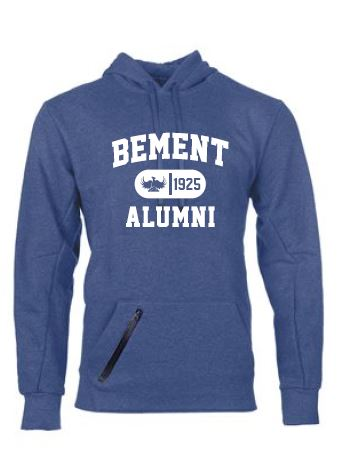 BEMENT- Russell Alumni Hooded Sweatshirt