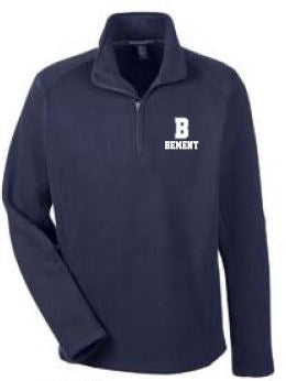BE- Adult Sweater Fleece Quarter-Zip