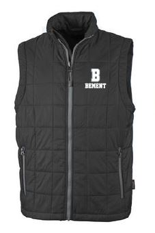 BE- Quilted Vest